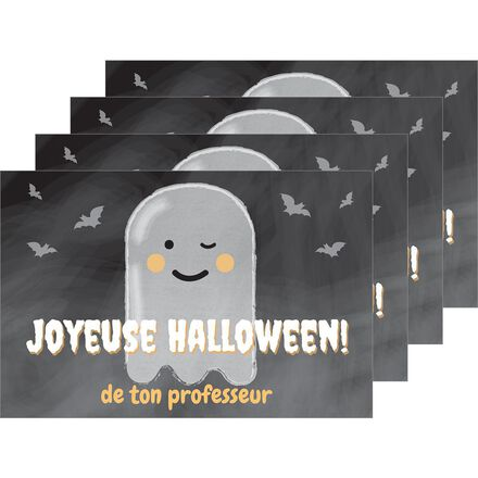 Cartes postales Joyeuse Halloween!