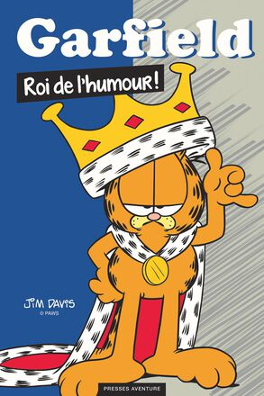 Garfield : Roi de l'humour
