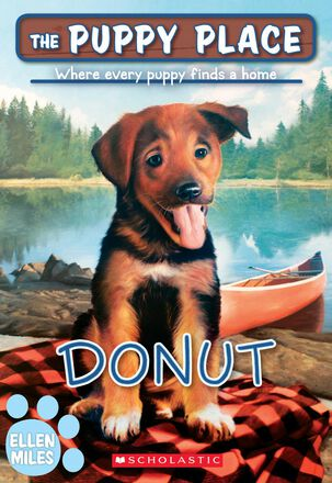 The Puppy Place #63: Donut