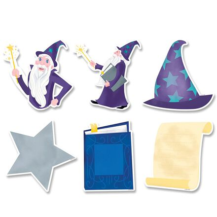 Wizardly Fun Cut-Outs