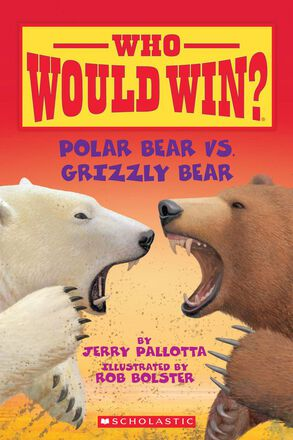Who Would Win? Polar Bear vs. Grizzly Bear 10-Pack