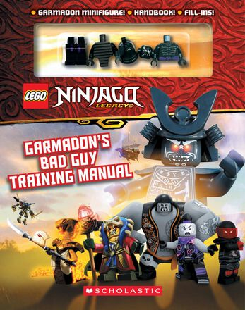 LEGO® NINJAGO® Legacy: Garmadon's Bad Guy Training Manual