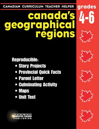 Canada's Geographical Regions