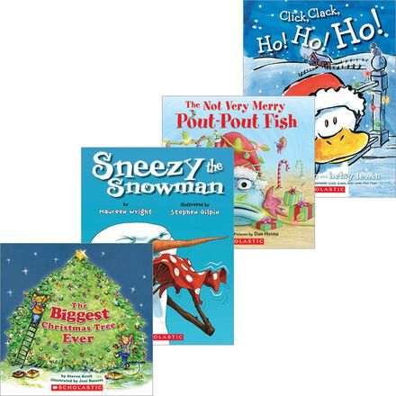 Holiday Fun Picture Book Pack