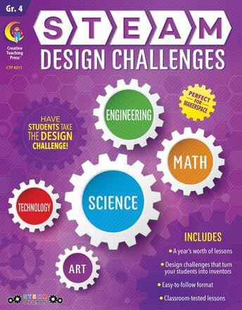 Steam Design Challenges: Gr. 4