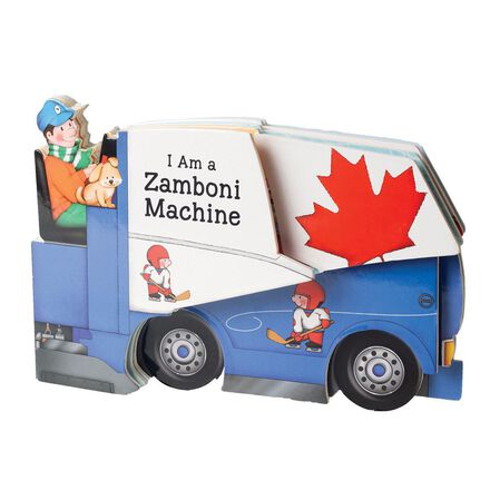 I Am a Zamboni Machine