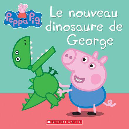 Peppa Pig : Le nouveau dinosaure de George