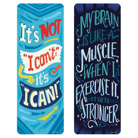 What's Your Mindset? Bookmarks