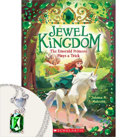 The Jewel Kingdom: The Emerald Princess Plays a Trick Pack