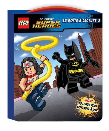 LEGO® DC Universe Super Heroes : La boîte à lecture 2