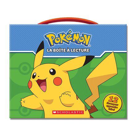 Pokémon : La boîte à lecture