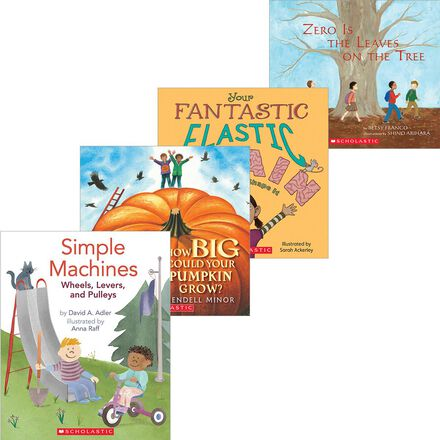 STEM Picture Book Pack