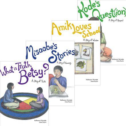 Seven Teachings Stories Pack