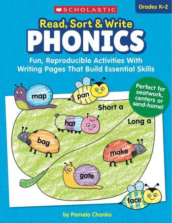 Read, Sort & Write: Phonics