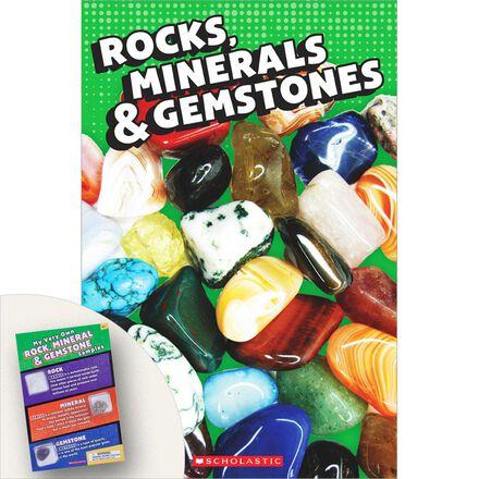 Rocks, Minerals & Gemstones Pack