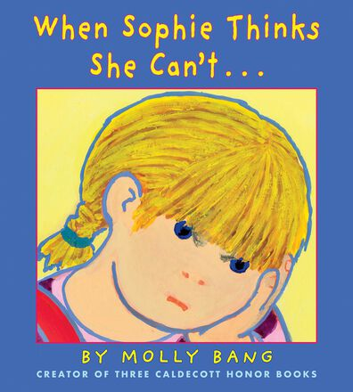 When Sophie Thinks She Can't . . .