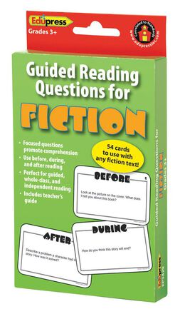 Guided Reading Questions for Fiction