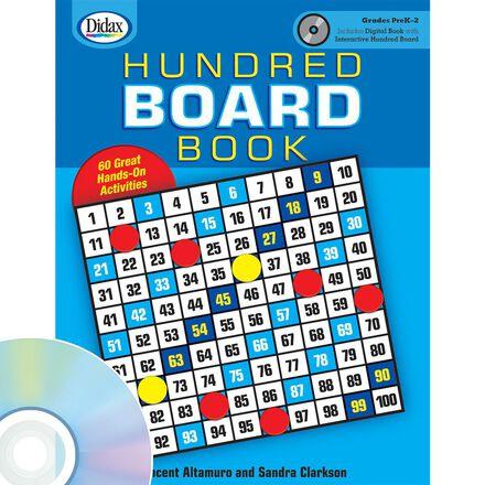 Hundred Board Book Grades K-2
