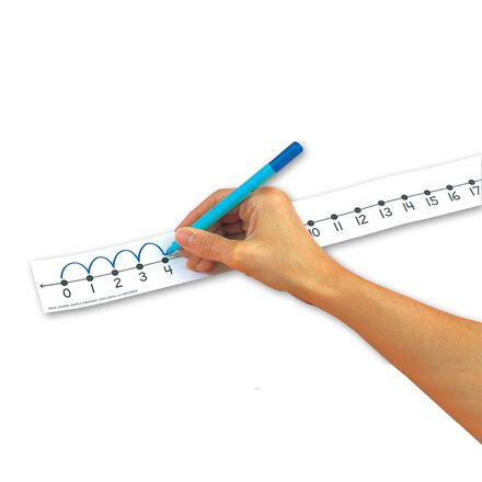 Student Number Lines