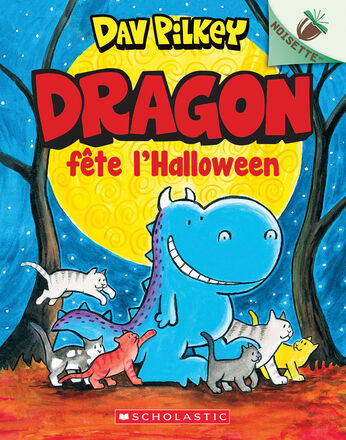 Dragon N° 4 : Dragon fête l'Halloween