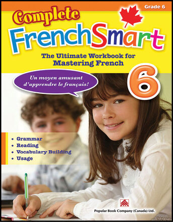Complete FrenchSmart Grade 6