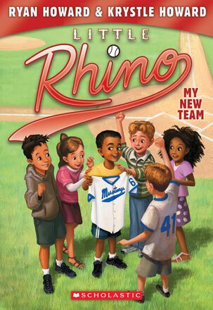 Little Rhino #1: My New Team