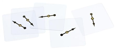 Probability Spinners: Transparent
