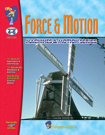 Force & Motion Grades 4-6