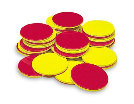 Two-Colour Counters 200 Pack