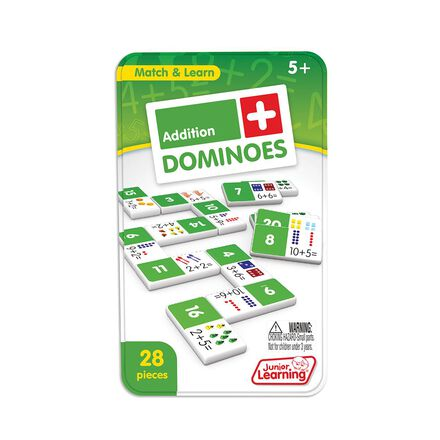 Additon Dominoes