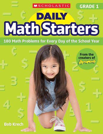 Daily Math Starters: Grade 1