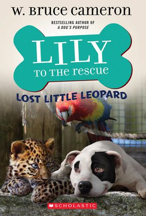 Lily to the Rescue: Lost Little Leopard