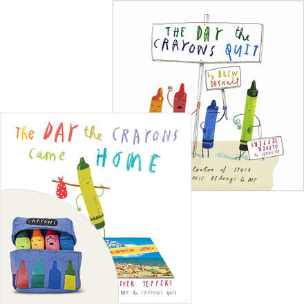 The Day the Crayons... Fun Pack