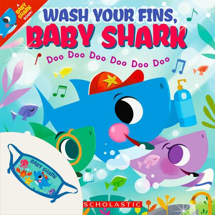 Baby Shark Healthy Habits Pack