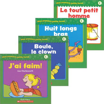 Collection Mes premiers petits livres - Série C
