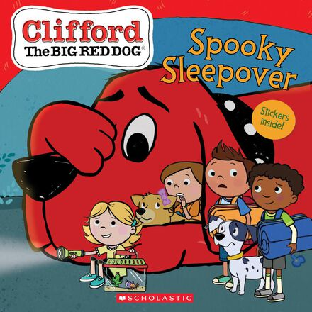Clifford the Big Red Dog®: The Spooky Sleepover