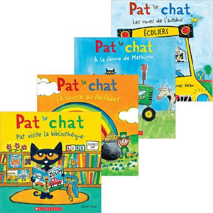 Collection Pat le chat 2