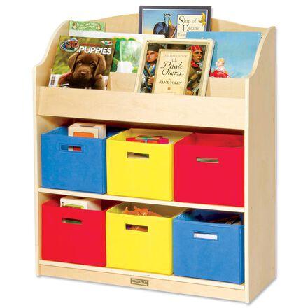 Book & Bin Storage