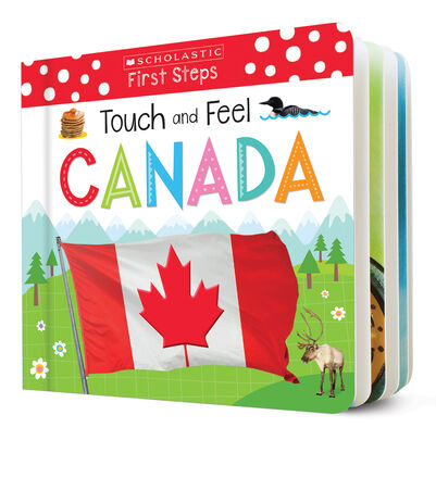 Scholastic Early Learners: Touch and Feel Canada