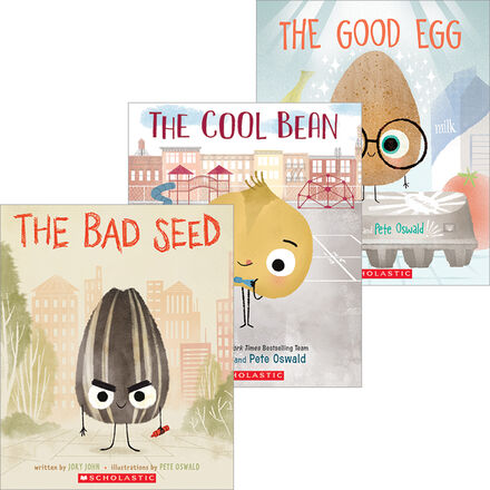 The Bad Seed Storytime Pack