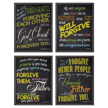 Forgiveness Bulletin Board Set