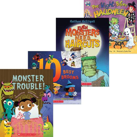 Halloween Favourites Pack