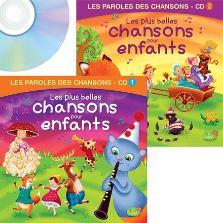 Les plus belles chansons pour enfants