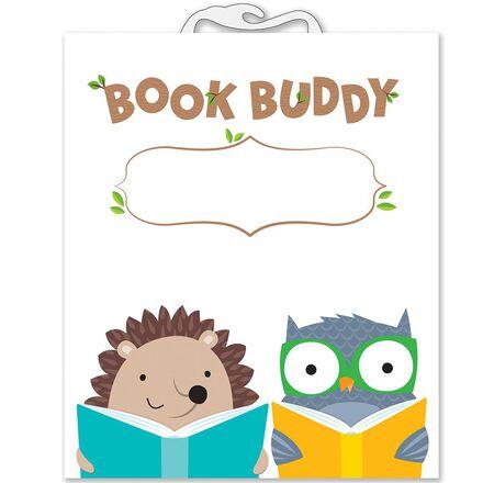 Woodland Friends Book Buddy Bags