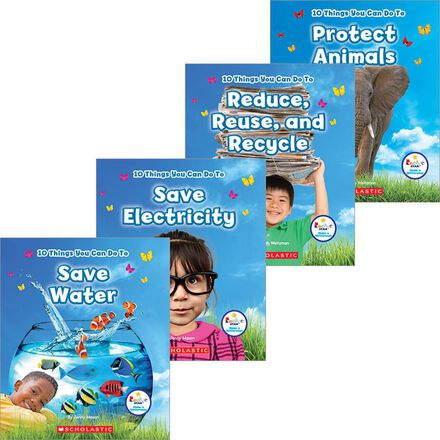 10 Things to Save the Planet Pack