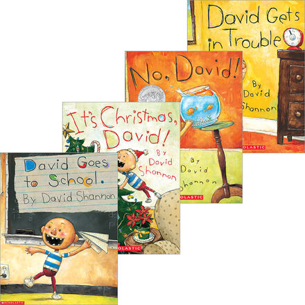 David Complete Collection