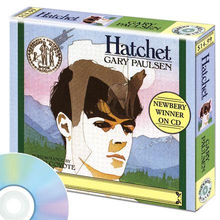 Hatchet: Audiobook