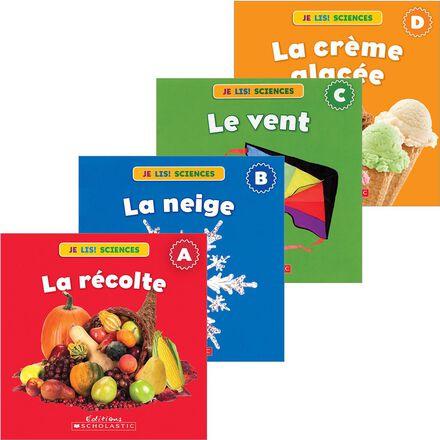 Collection Je lis! Sciences - Saisons