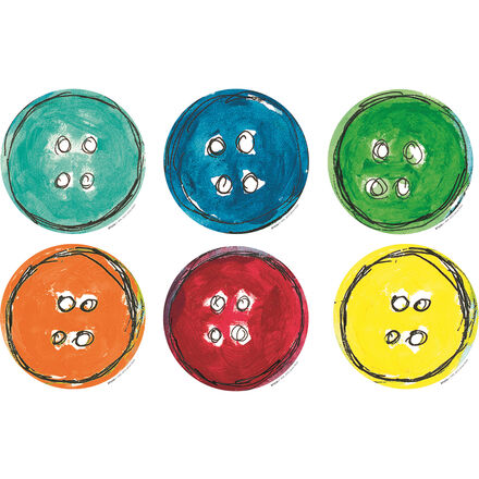 Pete the Cat© Groovy Buttons Accents