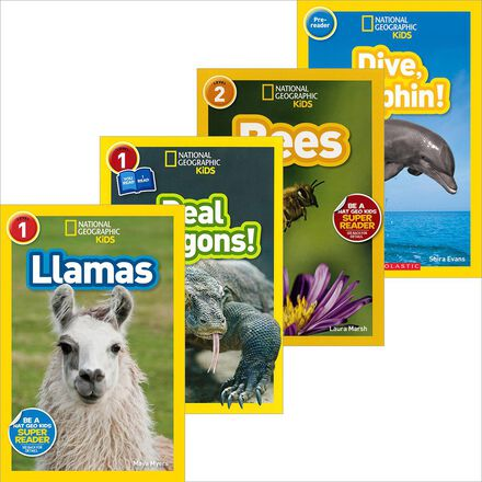National Geographic Readers Classroom Pack